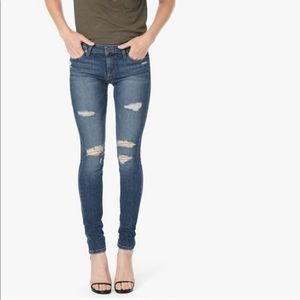 Joe's The Icon Skinny Mid Rise Skinny Jeans
